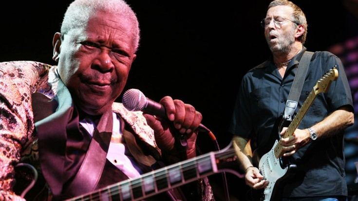 Eric Clapton – BB King -The Thrill is Gone – Live ...