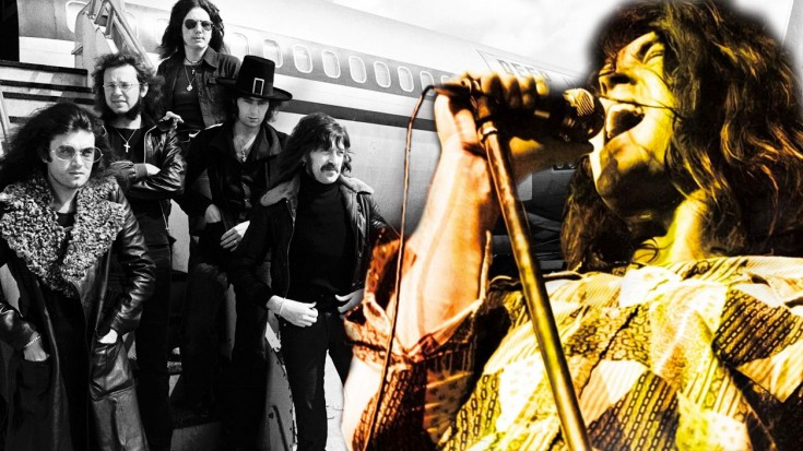 Deep Purple – 'Smoke On The Water' Live!   Society Of Rock Videos