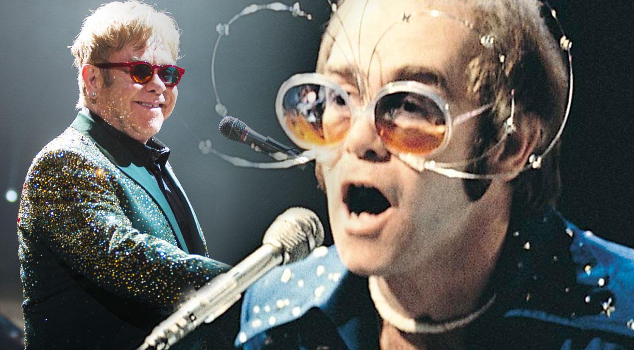 Rocket Man Elton John ...