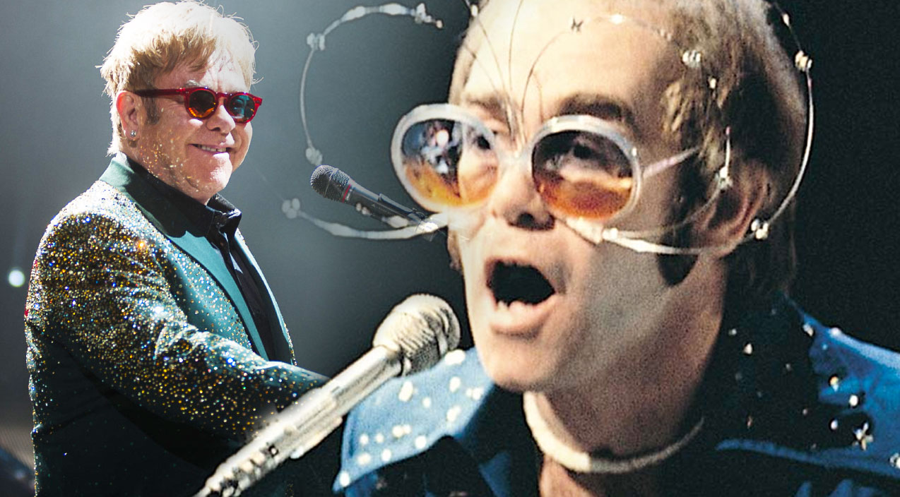 Sharon Stone Elton John – 'Rock...