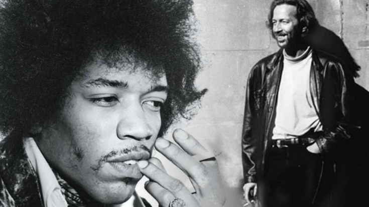 Jimi Hendrix Killed Eric Clapton | Society Of Rock Videos