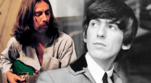 George Harrison Gets Star-Studded Induction Into Rock And Roll Hall Of Fame!