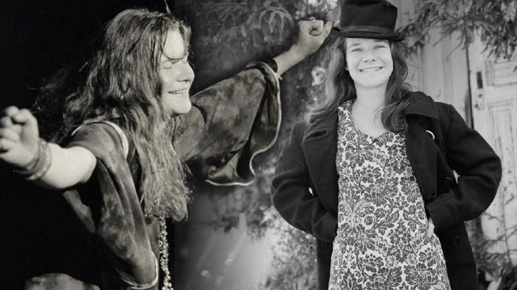 "Janis Joplin's Soulful Voice In ""Trouble In Mind"" – Studio Version | Society Of Rock Videos"
