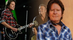 John Fogerty and Bruce Springsteen – 'Fortunate Son' live!