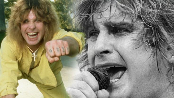 Ozzy Osbourne – 'Crazy Train' | Society Of Rock Videos