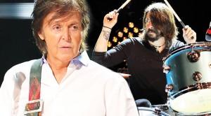 Paul McCartney Joins Nirvana For 'Cut Me Some Slack'!
