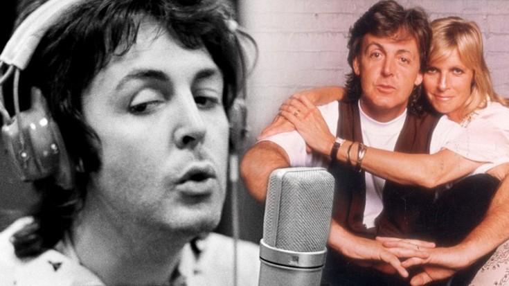 Paul McCartney And Wings Bluebird