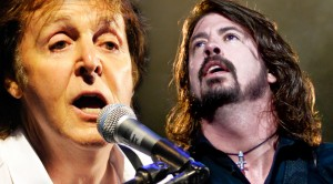 Dave Grohl and Norah Jones STUN With Tribute To Paul McCartney!
