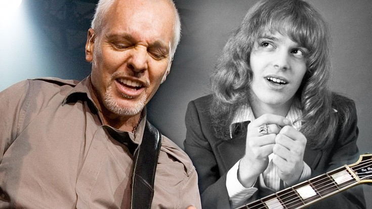 Peter Frampton – 'Baby I Love Your Way' Live 1976 | Society