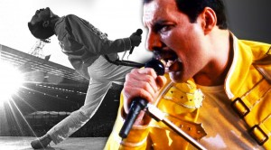 Queen – 'We Are The Champions' LIVE!