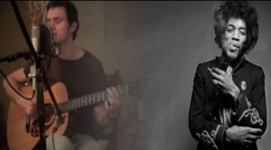 "Corey Heuvel Covers ""Voodoo Child (Slight Return)"" By Jimi Hendrix"