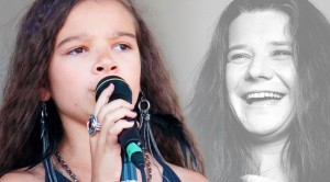 11-Year-Old Sara Menoudakis Delivers Powerful Tribute To Janis Joplin With 'Turtle Blues'!