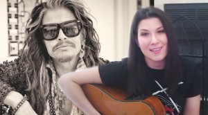 Sasha Aaron Delivers Sweet Acoustic Take On Steven Tyler's Country Debut