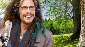 Steven Tyler Dishes On His Love Of Nature!