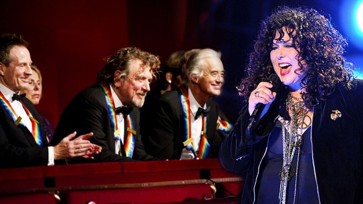 Heart – Stairway to Heaven Led Zeppelin – Kennedy Center Honors   Society Of Rock Videos