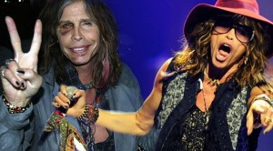 Aerosmith's Steven Tyler Falls From Stage!