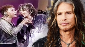 "Steven Tyler's Soulful ""Amazing Grace"" Performance Will Take Your Breath Away"