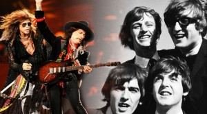 Aerosmith Salutes The Beatles 'Come Together' Live At Woodstock!