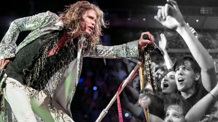 Aerosmith Cryin' Live Holland '94 | Society Of Rock Videos
