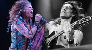 """Steven Tyler Serenades With """"More Than Words"""" Live Acoustic"""