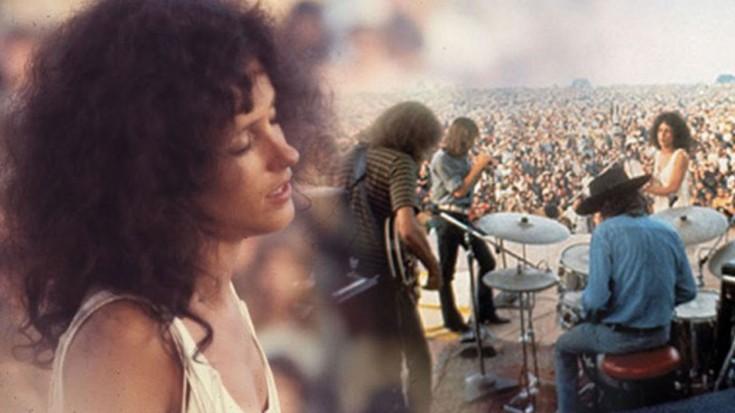 Jefferson Airplane – White Rabbit – Woodstock | Society Of Rock Videos