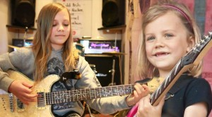 10 year old Zoe Thomson shreds Highly Strung by Steve Vai