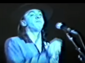 """Stevie Ray Vaughan – """"The Sky is Crying"""" Live in Iowa"""