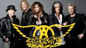 Behind The Scenes And Backstage With Aerosmith!