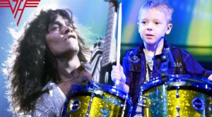 """7-Year-Old Tears Through Van Halen Classic """"Everybody Wants Some!!"""" In STUNNING Performance!"""