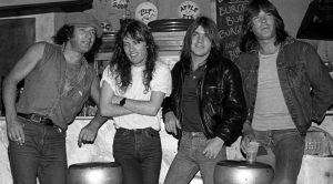 July 25, 1980: Tragedy Turns To Triumph As AC/DC Usher In A Brand New Era Of Rock And Roll With 'Back In Black'