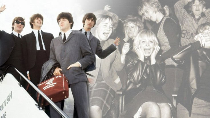 The Beatles – 'She Loves You' Live in 1963   Society Of Rock Videos