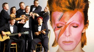 """Hear David Bowie's """"Life On Mars"""" Performed By A Ukelele Orchestra!"""
