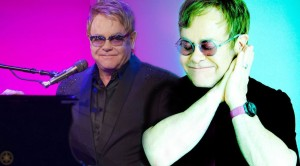 "Elton John stuns in emotional performance of ""Your Song"""