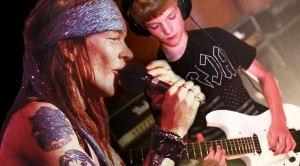 These Talented Teens Rock Guns N' Roses Cover 'You Could Be Mine'!
