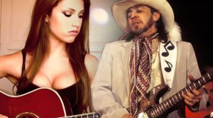 Jess Greenberg Proves She Is More Than a Pretty Face With Her Tribute to SRV