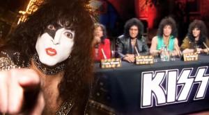KISS Unmasked, Live On MTV!