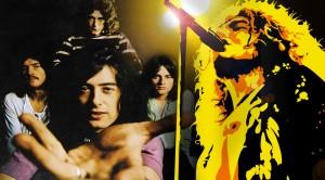 """Led Zeppelin – """"Black Dog"""" Live"""