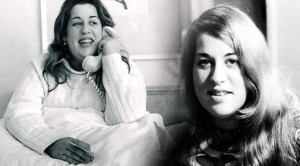 "Mama Cass is absolutely delightful in this stunning performance of  ""Dream a little dream of me"""