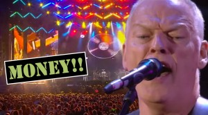 """Pink Floyd Plays """"Money"""" In Front of MASSIVE Crowd"""