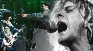 """Joan Jett and Nirvana – """"Smells Like Teen Spirit"""""""