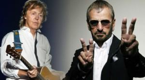 "Paul McCartney and Ringo Starr – ""With A Little Help From My Friends"" Live"