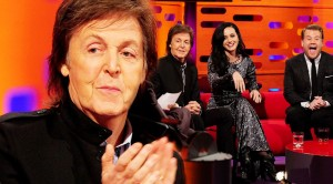 Hilarious! You Won't Believe The Songs Paul McCartney Makes Up On The Spot!