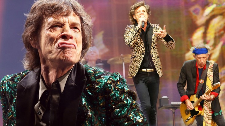 "The Rolling Stones – ""Paint It Black"" Live! 