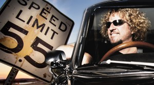 Sammy Hagar – 'I Can't Drive 55'