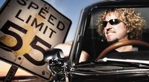 Sammy Hagar – 'I Can't Drive 55'