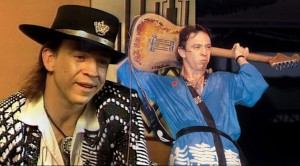 Incredible rare interview with our favorite blues man, SRV!