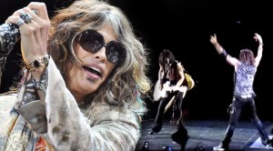 Steven Tyler's Got Some Moves, Even After All These Years!