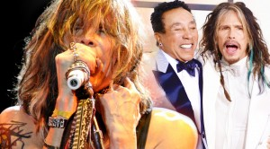 """Steven Tyler Joins Smokey Robinson For """"You've Really Got A Hold On Me"""" Duet!"""
