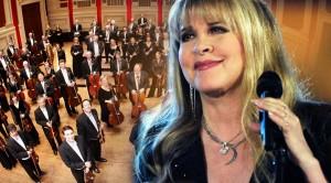"""Stevie Nicks feat. Melbourne Symphony Orchestra – """"Landslide"""" (Live)"""
