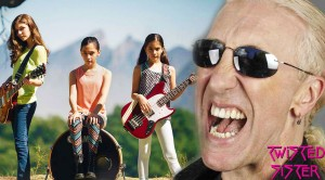 """These Little Girls Rock Twisted Sister's """"We're Not Gonna Take It"""" And It's Unbelievable!"""